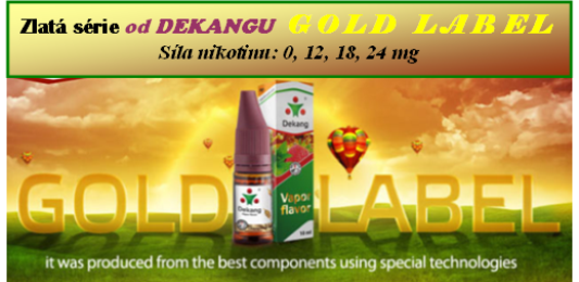 Liquid Dekang Gold Label